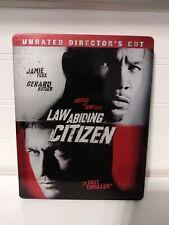 Law Abiding Citizen (Blu Ray Limited Ed Steelbook, Gerard Butler, Jamie Foxx A67