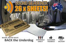 Sound Proofing  Noise Deadener 3.9m2 41.8sq/ft