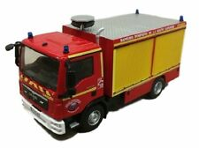 Firefighters Truck MAN TGL 8 200 GIMAEX Fire 1:43 Diecast model car Ixo Salvat