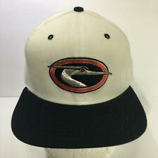 Vintage MiLB Delmarva Shorebirds New Era Snapback Cap Hat OSFA