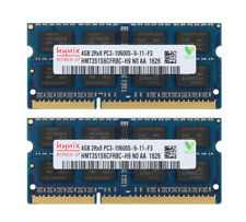 "Hynix 8GB 2X 4GB PC3-10600S DDR3 1333mhz Memory for iMac 21.5"" Mid-2011 A1311 ##"