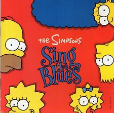 The Simpsons - The Simpsons Sing The Blues  (CD 1990) Original