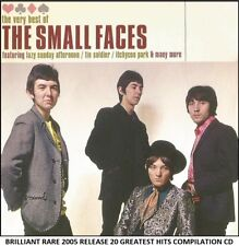 The Small Faces - Very Essential Best 20 Greatest Hits 60's MOD RARE 2005 CD