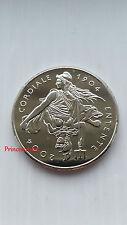 ROYAL MINT 2004*100TH ANNIVERSARY OF ENTENTE CORDIALE UNC* £5 FIVE POUND-KM#1055
