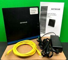 Netgear R6300V2 Ac1750 4 Port Wireless Dual Band Gigabit WiFi Router Network Lan