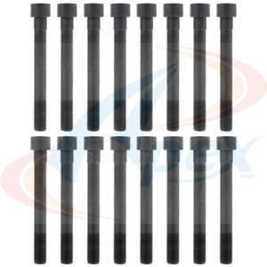 Engine Cylinder Head Bolt Set Apex Automobile Parts AHB209