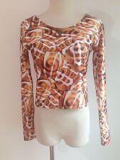 Zara Terez Sample Top Cinnabunz Size XL NWT