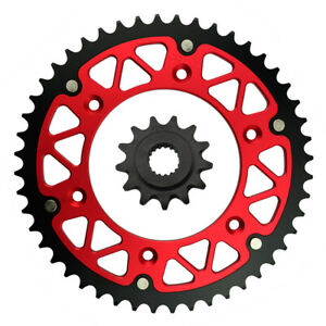 13T Front 48T Rear Sprocket Kit For Honda CRE250R CRE450R Enduro CR250R CRF450R