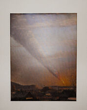 Sikhote-Alin Meteorite Painting - Canvas Reproduction