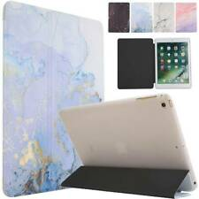 "For iPad Mini Air Pro 9.7"" 10.5"" 10.2"" 6th 7th Gen Smart Marble Stand Case Cover"