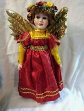 Seymour Mann Connoisseur Collection ~ Catherine ~ Angel Doll w/ Box Tags Vintage
