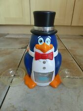 More details for kids party penguin ice crusher machine by lanard (ideal for drinks / slushies)