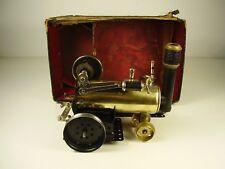 Antiker Märklin & Cie 5 Verwandlungstyp Verwandlungsmotor Dampfmaschine OVP