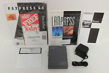 Castelle 66298600284 Lanpress 1+1 Token Ring Printer Server Ibm Type 1 Novell
