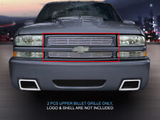 Fedar Fits 98-05 Chevy Blazer/S10 Polished Billet Grille Replacement