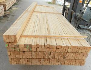 Dachlatte 24x48 mm imprägniert 0,73€,Dachstuhl,Unterkonstruktion,Sparren,Hausbau
