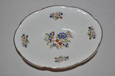 Royal Tara - Fine Bone China -Trinket/Soap Dish - Hand Made In Galway, Ireland
