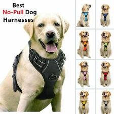 More details for rabbitgoo no-pull dog pet harness large adjustable reflective vest padded handle