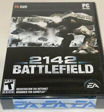 Battlefield 2142 (PC, 2006) EA NTSC WAR SHOOTER NEW SEALED MEDIUM BOX