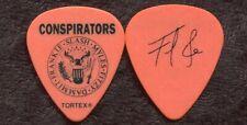 Slash 2012 Solo Tour Guitar Pick Frank Sidoris custom Guns N Roses - Revolver