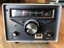 Ten-Tec Model 243 Remote VFO For Omni Transceivers For Parts Or Restoration