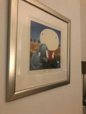 Mackenzie Thorpe - With Child - Framed & Mounted Print - Limited Edition No. 45