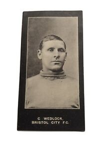Smiths Cigarette Cards - Smith's Cup Tie. G. Wedlock Card 22