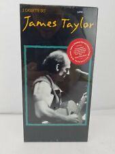 James Taylor Live 2 Cassette Set Aug 1993 Columbia NEW