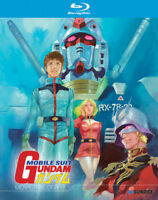 Mobile Suit Gundam Movie Trilogy [New Blu-ray] 3 Pack