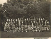 "cheltenham college ""  house group ( great trophies )  "" summer 1932 .  large !"