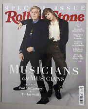 Taylor Swift Paul McCartney Rolling Stone Magazine December 2020 Special Issue