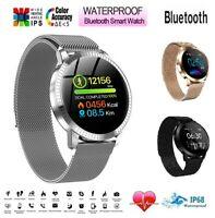 Waterproof Activity Tracker Smart Watch for Samsung iPhone Pixel Motorola Moto