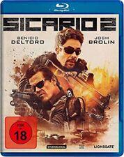 Sicario 2 Blu-ray Neu und Originalverpackt Teil 2, Benicio Del Toro, Josh Brolin