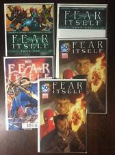 Fear Itself Comic Book Lot, Variants  24 Issues, Marvel, NM