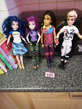 Disney descendientes dollcarlo/Evie/mal/Jay