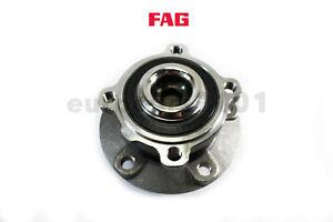 BMW Alpina B7 FAG Front Wheel Bearing and Hub Assembly 805062C 31226750217