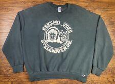 Eskimo Joes Grey Crewneck Sweatshirt Long Sleeve  4XL Stillwater, OK II