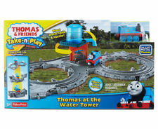 Fisher Price Thomas & Friends - Take-n-Play - Thomas At The Water Tower Playset