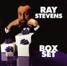 Box Set by Ray Stevens CD 2006 Curb 3 Discs Like New! Fast Free Shipping!