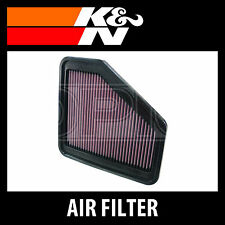 K&N High Flow Replacement Air Filter 33-2355 - K and N Original Performance Part