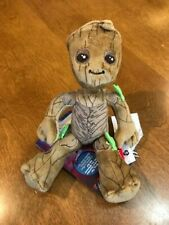 Guardians of the Galaxy Baby Groot Plush w/Magnet Sits On Shoulder Marvel Disney