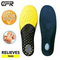 CFR Orthotic Shoe Insoles Inserts Flat Feet High Arch Support Plantar Fasciitis