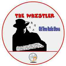 The Whistler - 935 Old Time Radio Shows - on 3 MP3 Audio DVD's