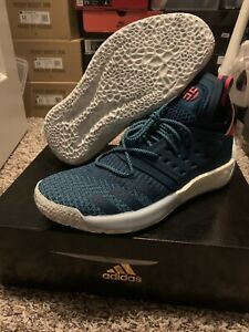 Asidas Harden Vol. 2 Blue Night Bnew Size 12