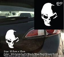 Skull Car  Truck Stickers EBay - Boat decals australia   easy removal
