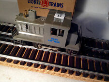 (STOCK #1000D) EXCELLENT LIONEL  #8912 AMTRAK INDUSTRIAL DIESEL VULCAN SWITCHER