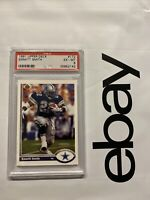 Emmitt Smith PSA 6 Dallas Cowboys Upper Deck Collector Card #172 INVESTMENT 1991