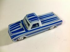 MALIBU INTERNATIONAL 1:64 Loose 1967 Chevy Chevrolet Pickup Truck slammed low