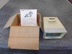 Photax Solar 3 Slide Viewer. In its original box.