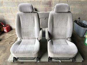 2002 Toyota Tundra Access Cab Front Seats Rear Seats Used